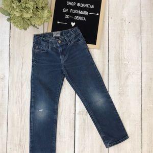 💥3/$25 Boy's Children's Place Jeans Size 6